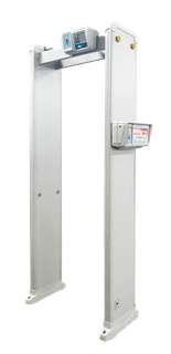 EI-MD3000 Metal detection&human body temperature detection security door