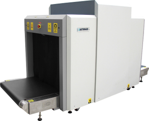 EI-10080 Single View X-ray Baggage Scanner