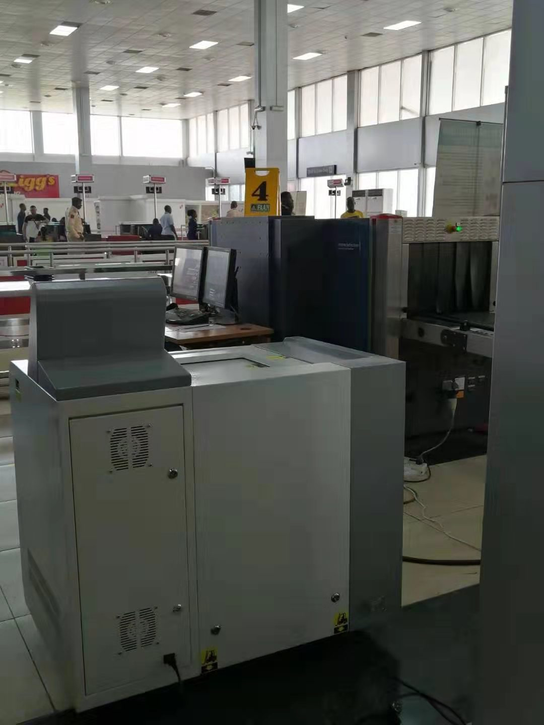 x-ray machine made in China